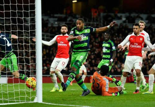 Video Arsenal vs Swansea - 1