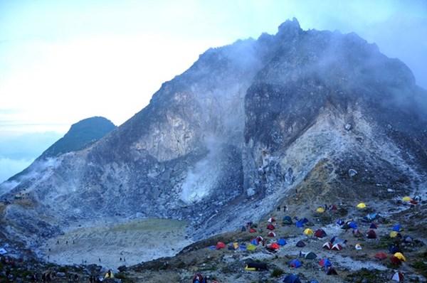 Qua đêm trên đỉnh núi lửa, trải nghiệm chỉ có ở Sumatra - 4