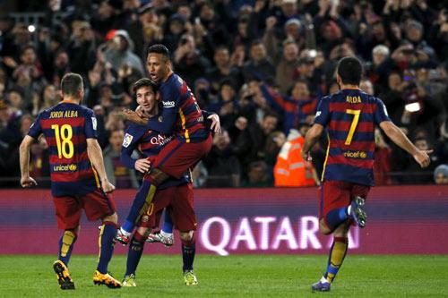 Rayo Vallecano - Barca: Nhấn ga qua kỷ lục - 1