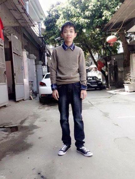 Nghệ An: Nam sinh 15 tuổi mất tích bí ẩn - 1