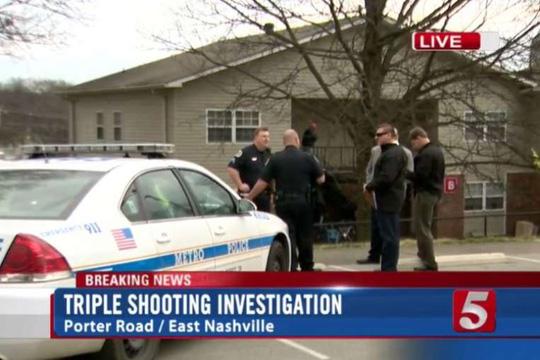 Bị gọi dậy đi học, rút súng bắn cả nhà - 1