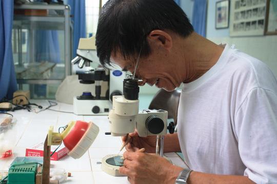 Muỗi vằn nuôi ở Nha Trang áp chế được Zika? - 2