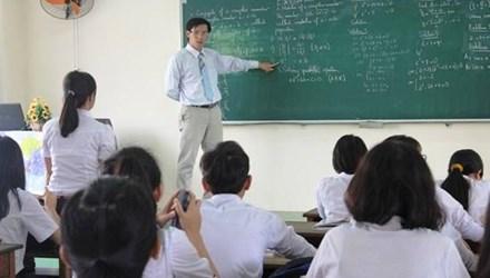 Vĩnh Phúc: Lần đầu tiên thí điểm dạy Toán bằng Tiếng Anh - 1