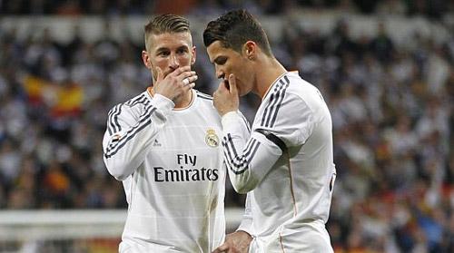 "Ronaldo dẫn đầu danh sách ""10 cừu đen"" của Perez - 2"