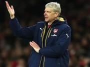 """Bóng đá - Arsenal lại """"ngã ngựa"""", Wenger kêu xui xẻo"""