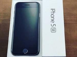 Dế sắp ra lò - Ảnh iPhone 5SE trong hộp đựng là giả