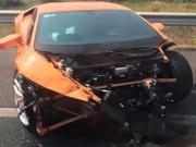 """Tư vấn - Lamborghini Huracan """"tử nạn"""" ở Tp.HCM"""