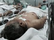 Tin tức trong ngày - Ba người trong gia đình nằm gục bên vũng máu giữa đêm