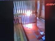 Video An ninh - Vụ nhà tự cháy ở Đồng Tháp: Cháu gái lén đốt bà ngoại