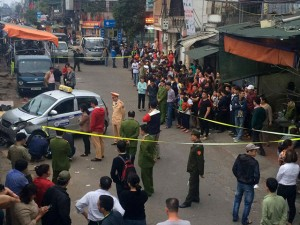 """Tin tức trong ngày - Hà Nội: Thêm một xe """"điên"""" gây tai nạn chết người"""