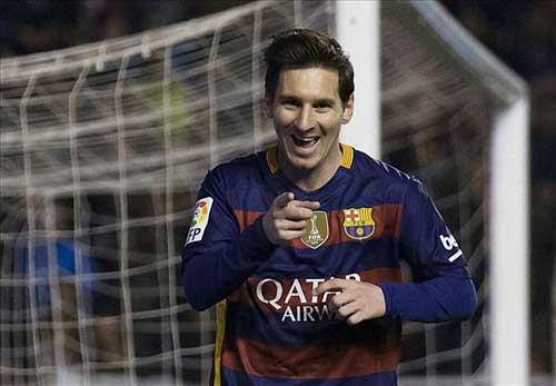 Messi lập hattrick, Barca đi vào lịch sử Tây Ban Nha - 1