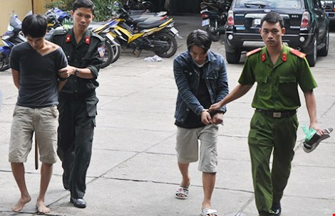 Giang hồ Hải Phòng vươn vòi vào Đà Nẵng - 1