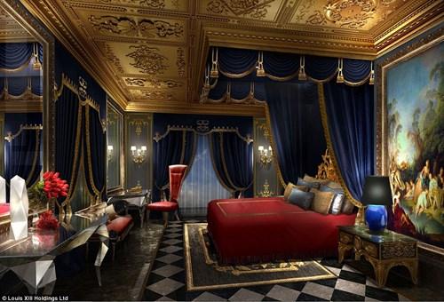 """Phòng khách sạn 2 tỉ đồng/đêm ở """"thánh địa cờ bạc"""" - 4"""