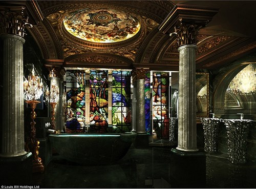 """Phòng khách sạn 2 tỉ đồng/đêm ở """"thánh địa cờ bạc"""" - 5"""