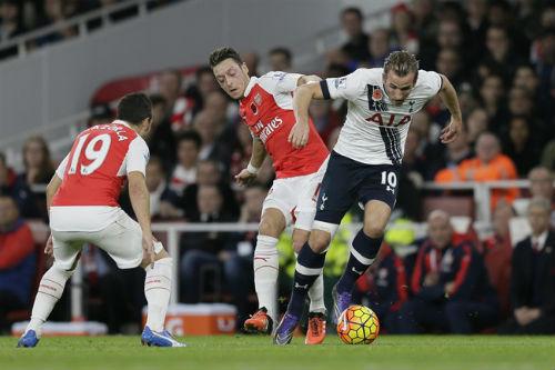 NHA trước vòng 29: Tottenham & Arsenal lên võ đài - 1