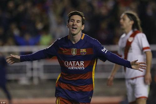 Barca: Đừng mắc sai lầm khi đối mặt Messi - 1
