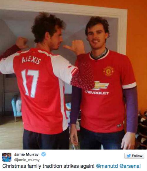Tay vợt số 1 Anh truyền bí kíp thành công cho Arsenal - 2