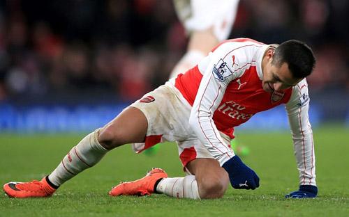 """""""Bệnh"""" của Arsenal: Thiếu ham muốn vô địch - 1"""