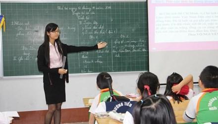 Không được ép giáo viên dự thi giáo viên dạy giỏi - 1
