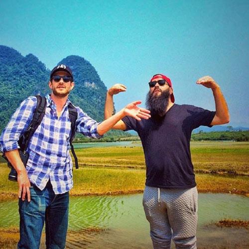 """VN đẹp siêu thực qua ống kính đạo diễn """"King Kong 2"""" - 5"""