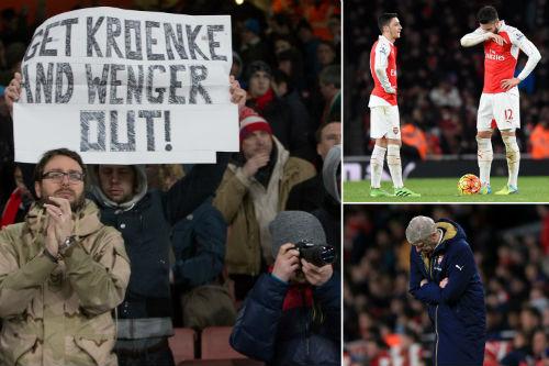 """Henry """"đổ thêm dầu"""" vào cuộc khủng hoảng Arsenal - 1"""