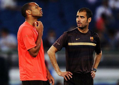 """Henry """"đổ thêm dầu"""" vào cuộc khủng hoảng Arsenal - 2"""