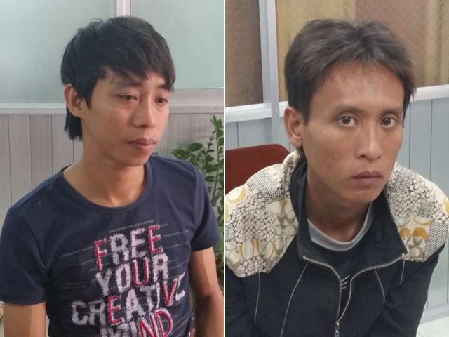 """Bắt """"nóng"""" 2 đối tượng cướp taxi ở Cần Thơ - 1"""
