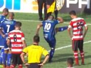 Bóng đá - Cầu thủ Brazil giết rắn bằng chân rồi ghi bàn