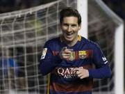 Bóng đá - Messi lập hattrick, Barca đi vào lịch sử Tây Ban Nha