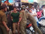 Giáo dục - du học - Nữ sinh viên quật ngã tên trộm xe máy ở làng Đại học