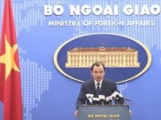 Bản tin 113 - VN ủng hộ giải quyết tranh chấp biển Đông bằng hòa bình