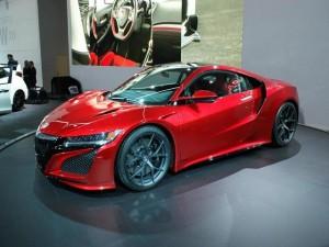 Honda công bố giá mẫu xe thể thao NSX tại Châu Âu