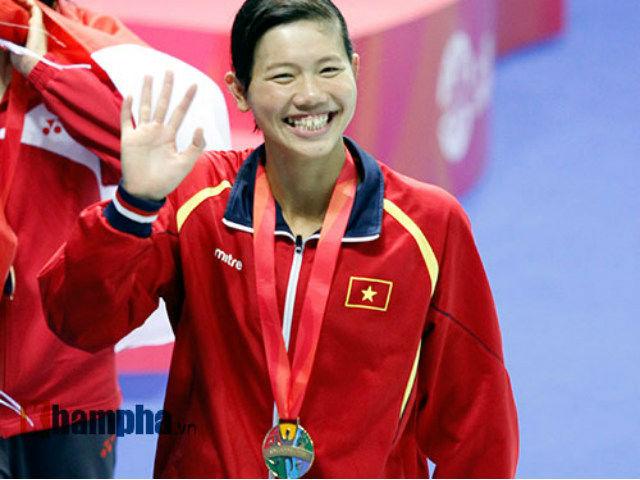 Giải bơi ở Mỹ: Ánh Viên gần chạm thêm chuẩn Olympic - 5
