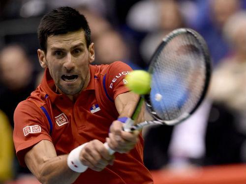Tin thể thao HOT 5/3: Trận Davis Cup của ĐTVN hoãn vì trời mưa - 1