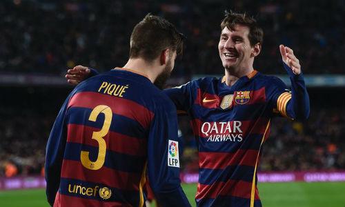 """Hiệu suất """"khủng"""" năm 2016, Messi lại lập kỷ lục - 1"""