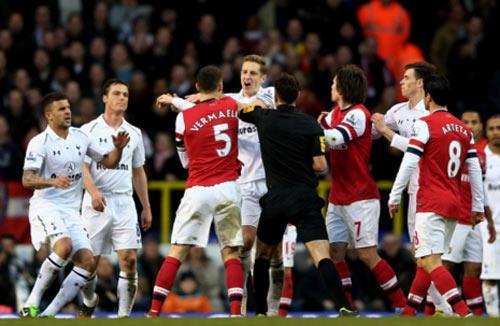"""Tottenham - Arsenal: Thời khắc """"sinh tử"""" đã điểm - 2"""