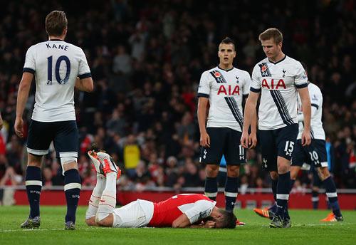 """Tottenham - Arsenal: Thời khắc """"sinh tử"""" đã điểm - 1"""