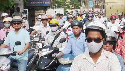 Ô nhiễm không khí, lo một ngày Hà Nội giống Bắc Kinh - 1