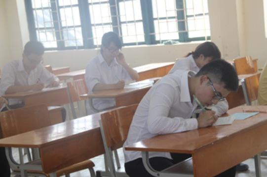 Nhiều trường không có học sinh đăng ký thi môn Sử - 1