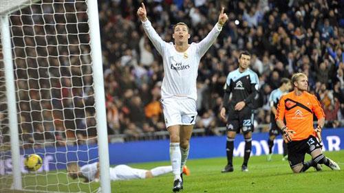 Real Madrid – Celta Vigo: Bàn đạp cho cúp C1 - 2