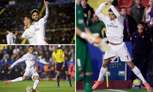 Real Madrid – Celta Vigo: Bàn đạp cho cúp C1 - 1