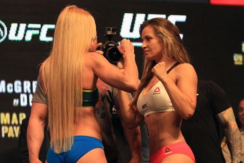 """Đối thủ chửi bới, """"Gã điên UFC"""" đòi xử luôn - 4"""