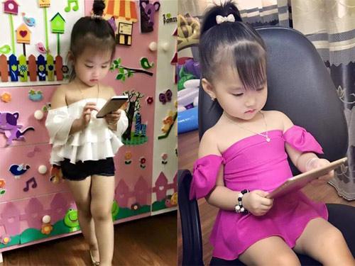 """Sự thật về bé gái 3 tuổi ở Tuyên Quang bị chê """"sexy"""" - 1"""