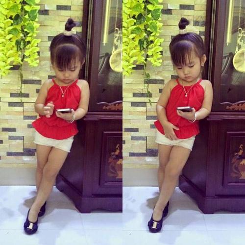 """Sự thật về bé gái 3 tuổi ở Tuyên Quang bị chê """"sexy"""" - 2"""