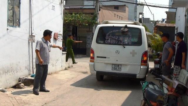 TP.HCM: Kiểm tra máy bơm nước, chủ nhà trọ tử vong - 2