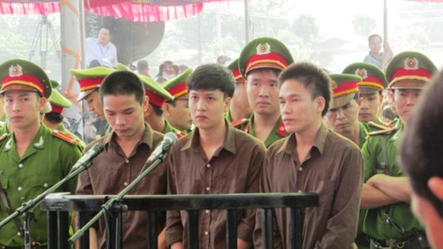 Chốt ngày xử phúc thẩm vụ thảm sát Bình Phước - 1