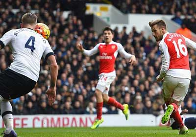 tottenham arsenal - 4