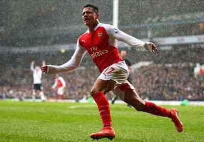 Chi tiết Tottenham - Arsenal: Người hùng Sanchez (KT) - 8