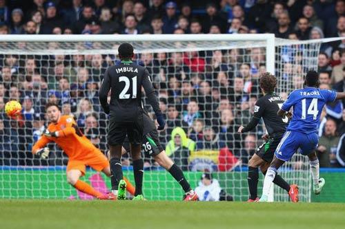 Video Chelsea vs Stoke City - 1