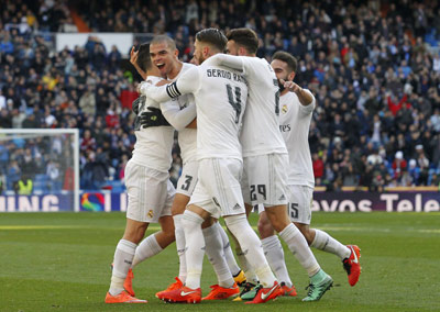 Chi tiết Real Madrid – Celta Vigo: Mưa bàn thắng (KT) - 8